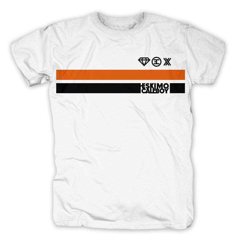Stripes von Eskimo Callboy - T-Shirt jetzt im Eskimo Callboy Shop