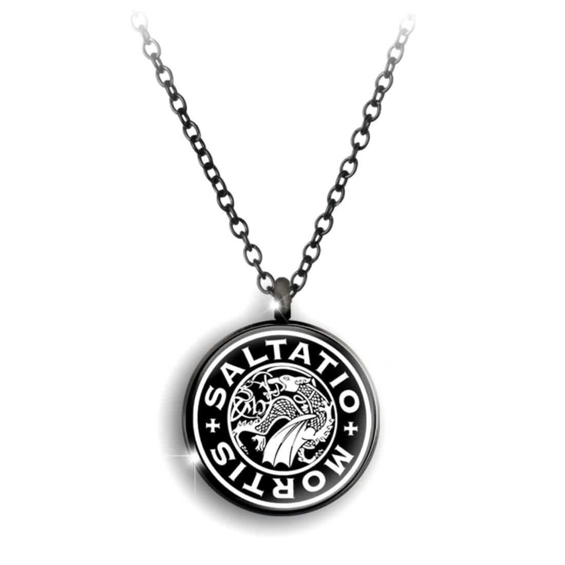 Drachen Logo von Saltatio Mortis - Kette jetzt im Bravado Shop