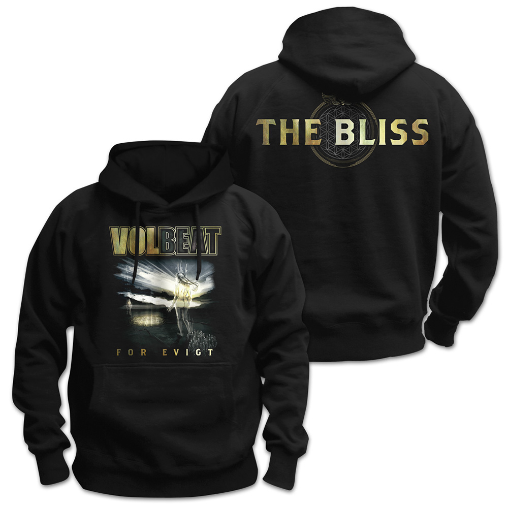 √For Evigt / The Bliss von Volbeat - Hood sweater jetzt im Volbeat Shop