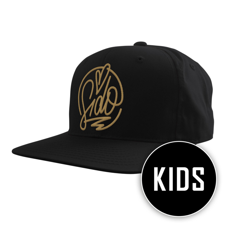 Golden Logo von Sido - Kids Cap jetzt im Bravado Shop