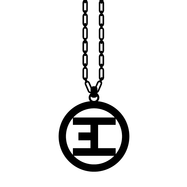 Black Logo von Eskimo Callboy - Kette jetzt im Eskimo Callboy Shop