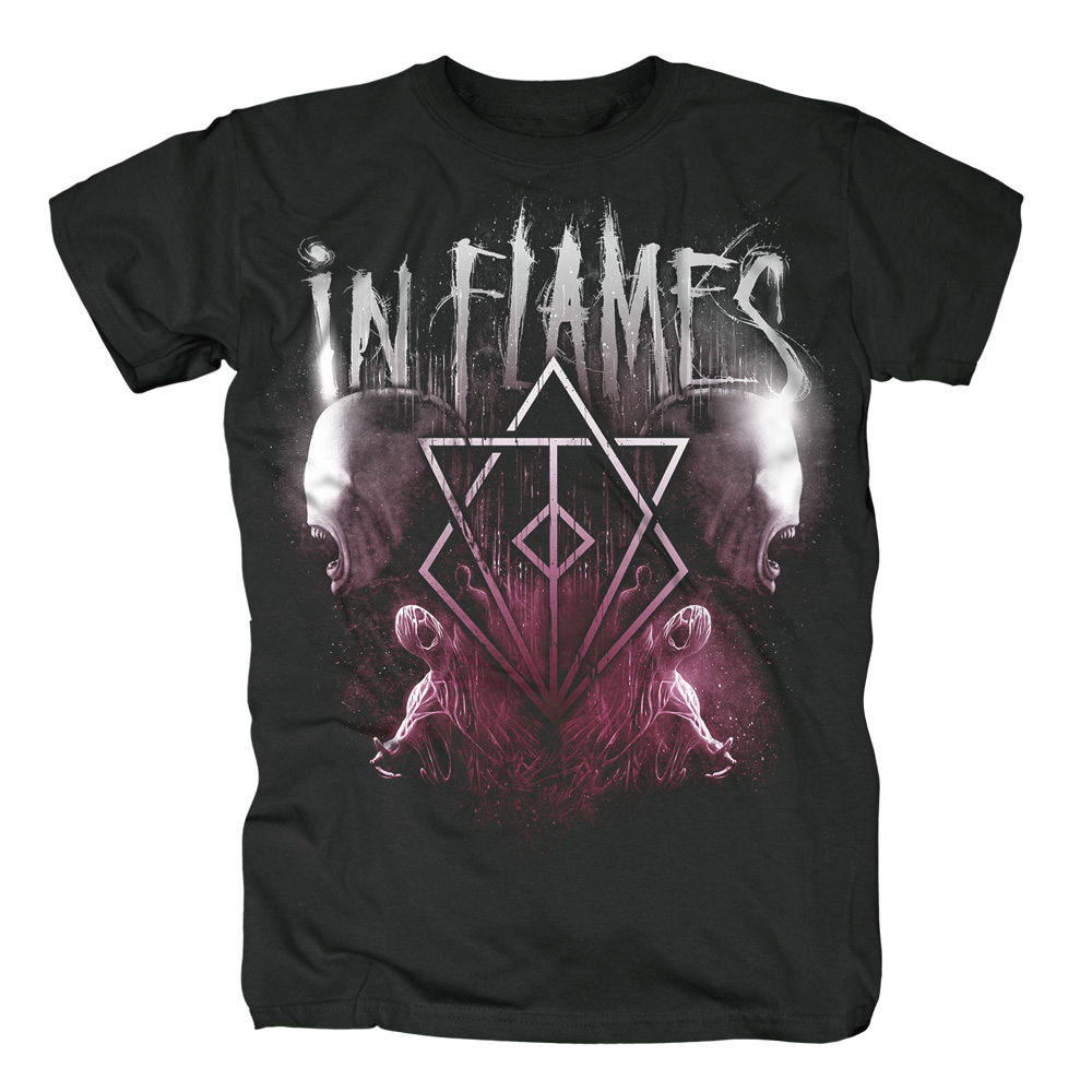 √Underneath My Skin von In Flames - T-Shirt jetzt im In Flames Shop