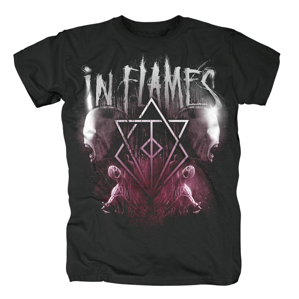√Underneath My Skin von In Flames - T-Shirt jetzt im In Flames Shop