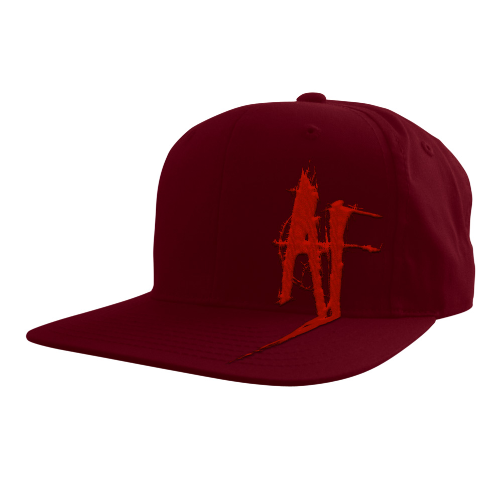 √AF Dark Red - Anders Friden Edition von In Flames - Cap jetzt im In Flames Shop