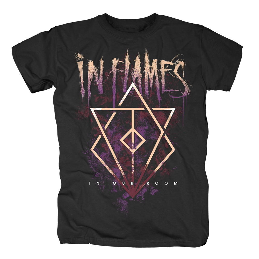 √In Our Room Jesterhead von In Flames - T-shirt jetzt im In Flames Shop
