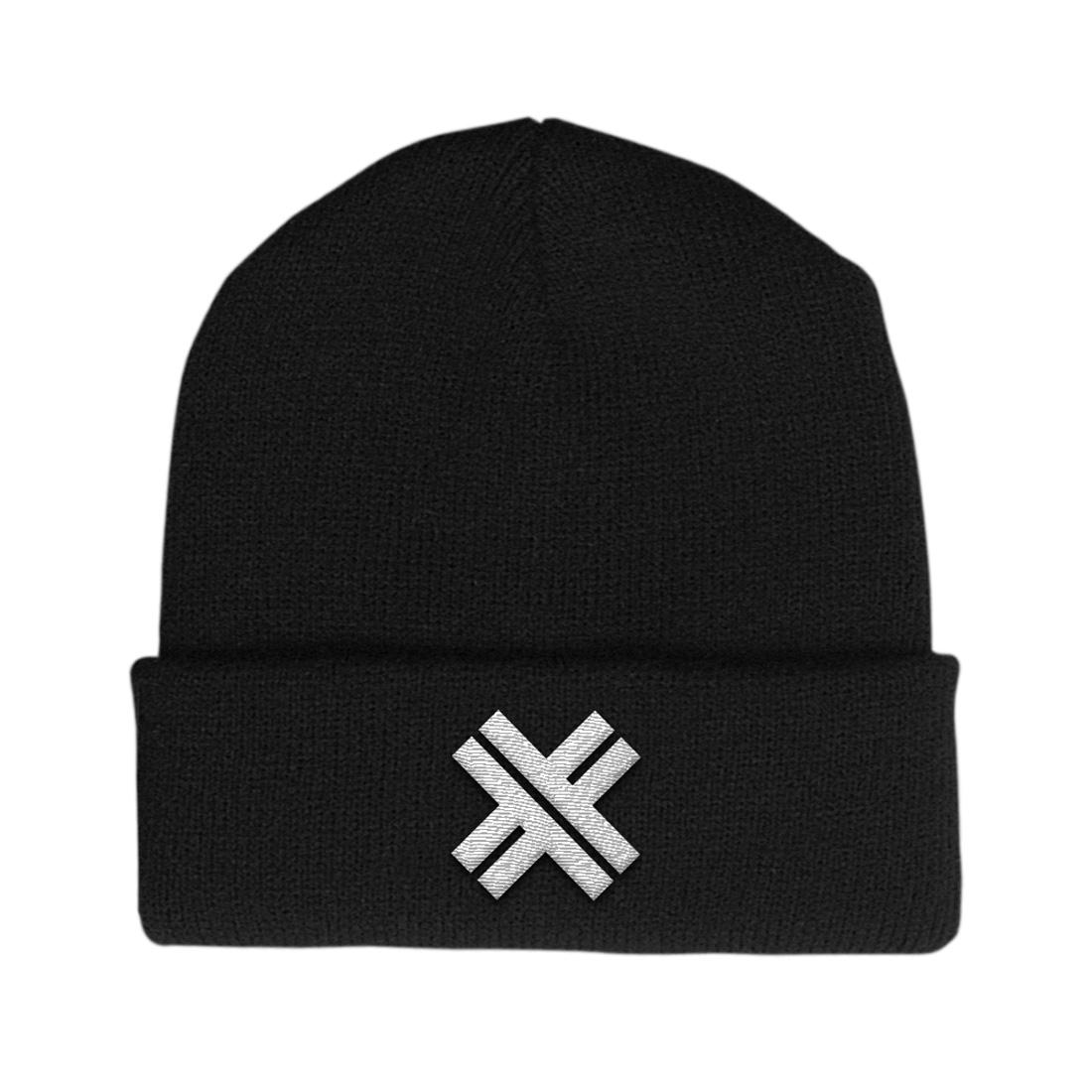 X Logo von Eskimo Callboy - Beanie jetzt im Bravado Shop