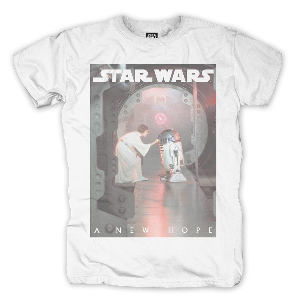 Leia Hope von Star Wars - T-Shirt jetzt im SuperTees Shop