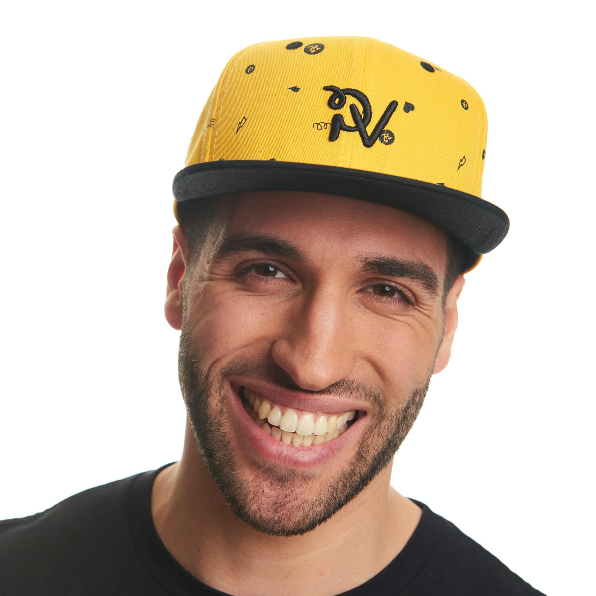 Iconic Yellow von ParookaVille Festival - Cap jetzt im ParookaVille Shop