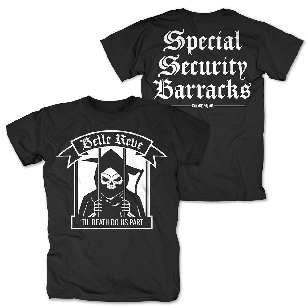 Belle Reve von Suicide Squad - T-Shirt jetzt im SuperTees Shop