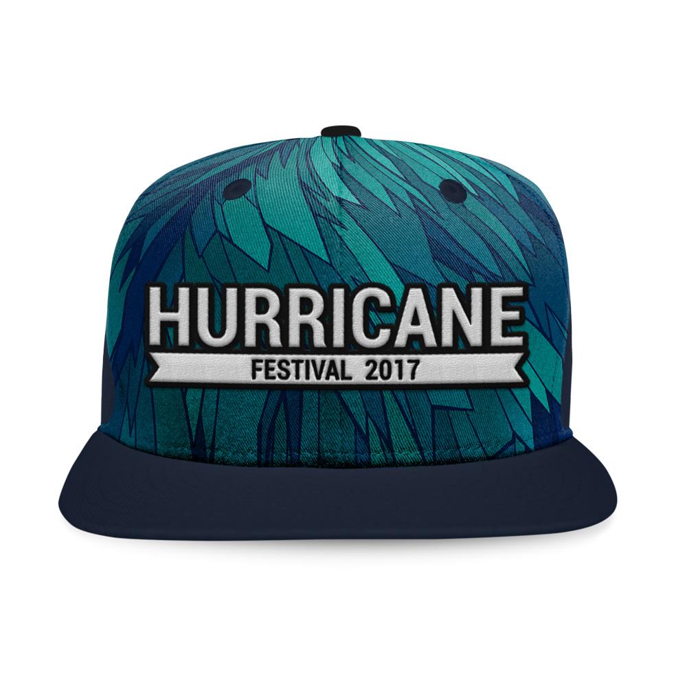 Fur Real von Hurricane Festival - Snap Back Cap jetzt im My Festival Shop Shop