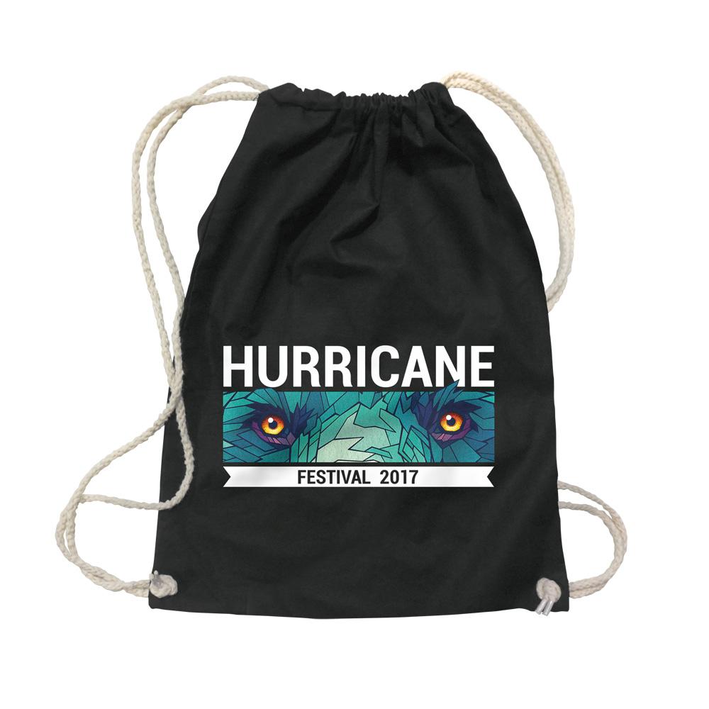 Eyes Only von Hurricane Festival - Gym Bag jetzt im My Festival Shop Shop