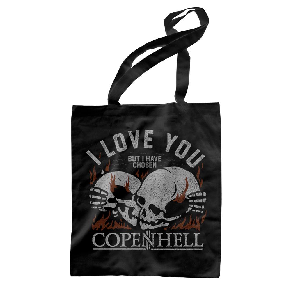 I Love You von Copenhell Festival - Baumwollbeutel jetzt im My Festival Shop Shop
