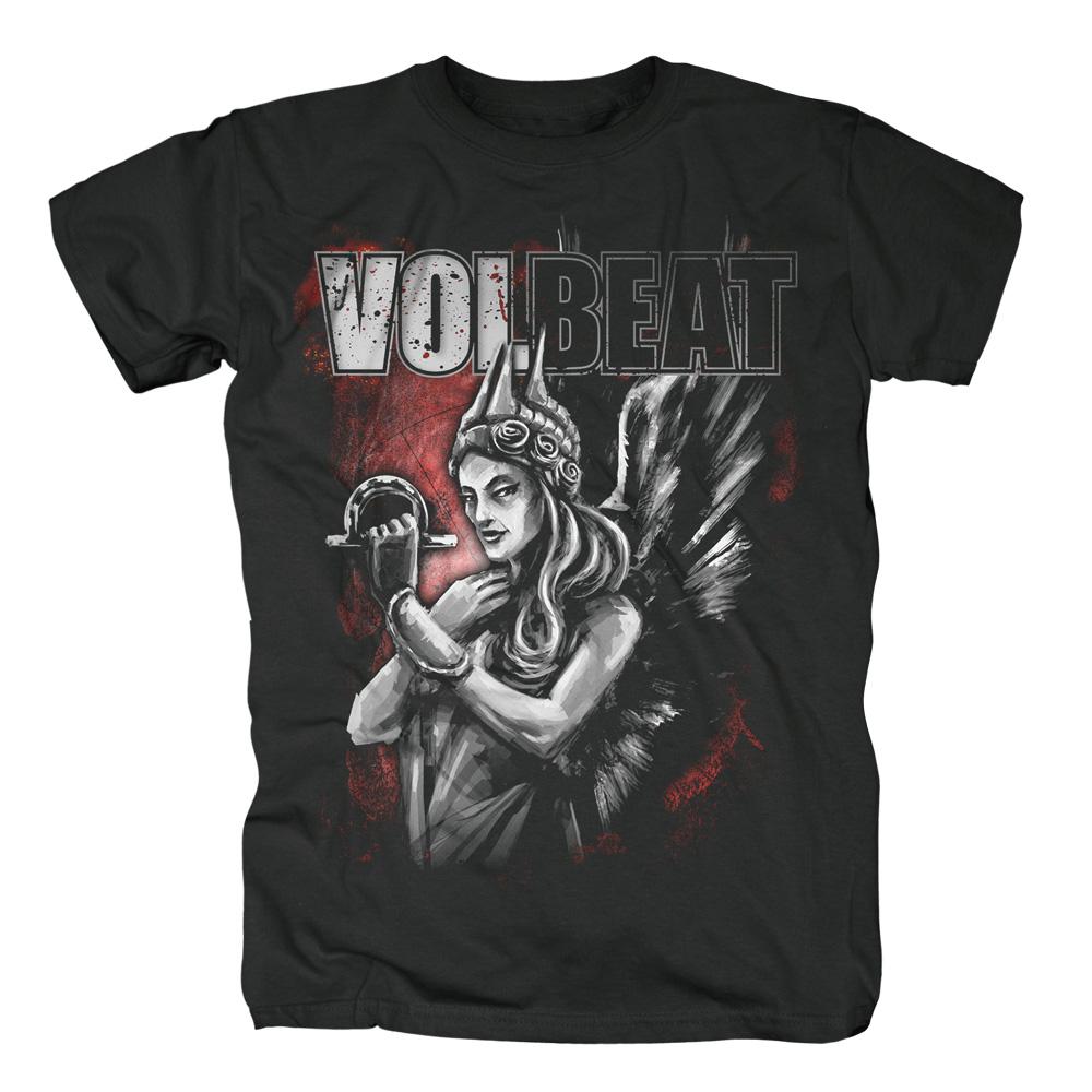 Goddess Of War von Volbeat - T-Shirt jetzt im Bravado Shop