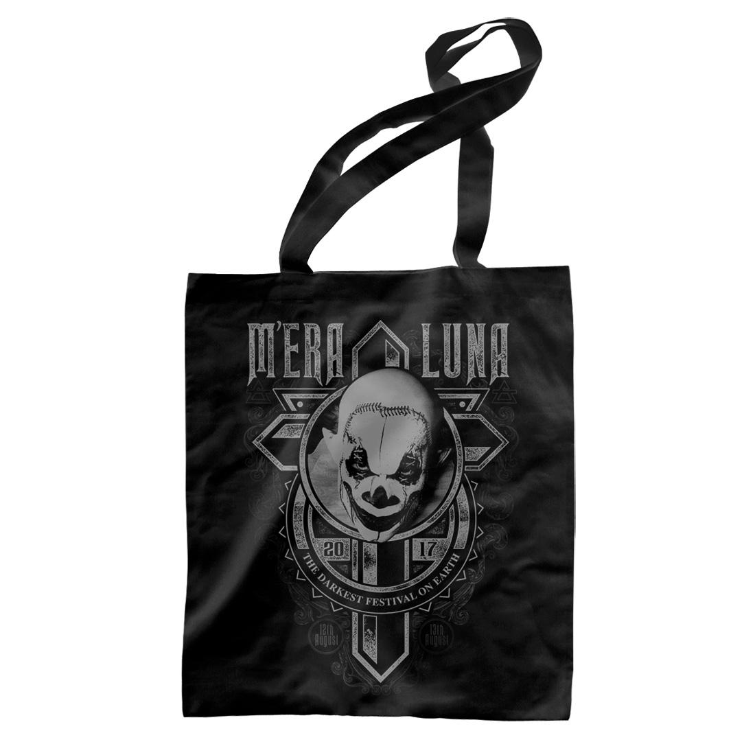 Clown Cross von Mera Luna Festival - Record Bag jetzt im Bravado Shop