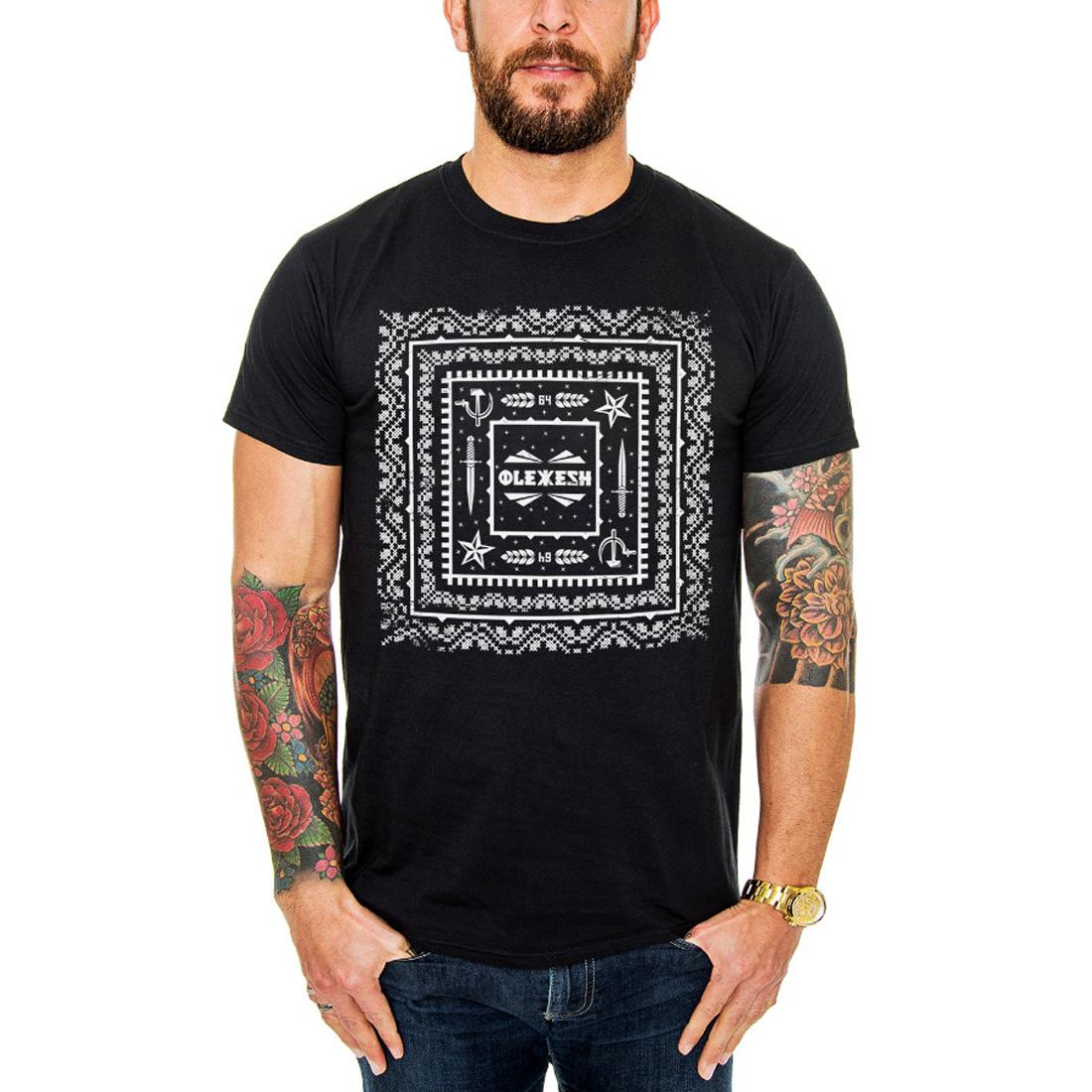 Bandana von Olexesh - T-Shirt jetzt im 385ideal Shop