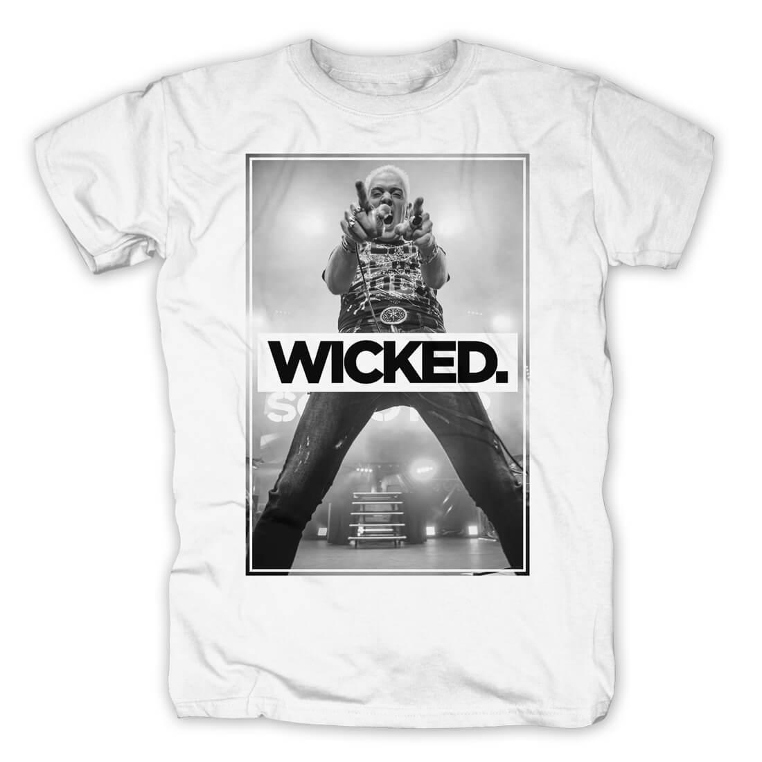 Wicked Photo von Scooter - T-Shirt jetzt im Bravado Shop