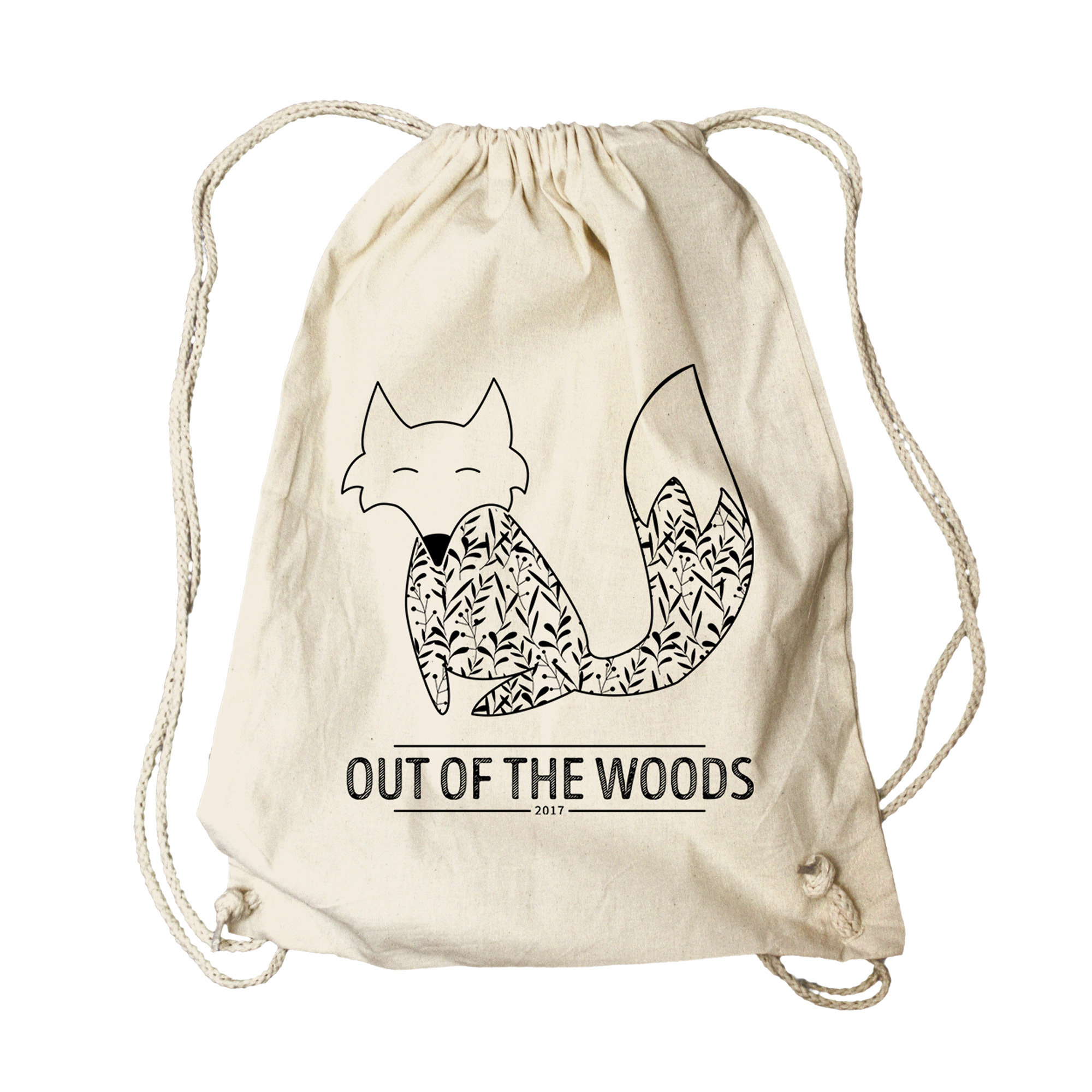 Fox von Out Of The Woods - Gym Bag jetzt im My Festival Shop Shop