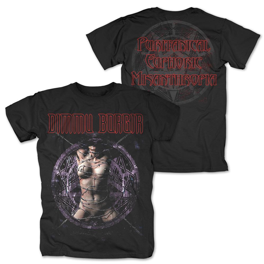 Puritanical Euphoric Misanthropia von Dimmu Borgir - T-Shirt jetzt im Bravado Shop