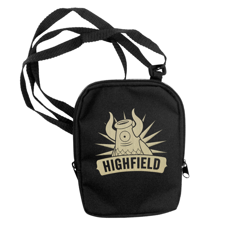 Highviech von Highfield Festival - Travel Wallet jetzt im Bravado Shop