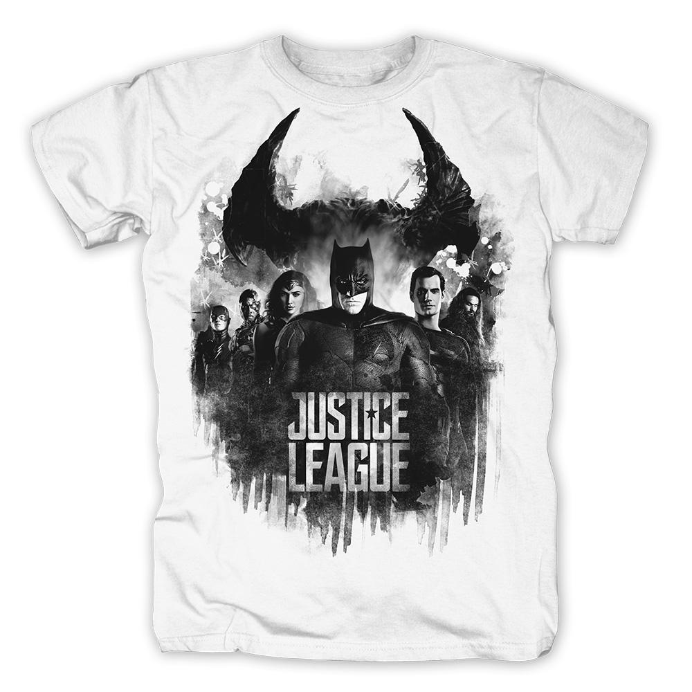 Splatter Squad von Justice League - T-Shirt jetzt im SuperTees Shop