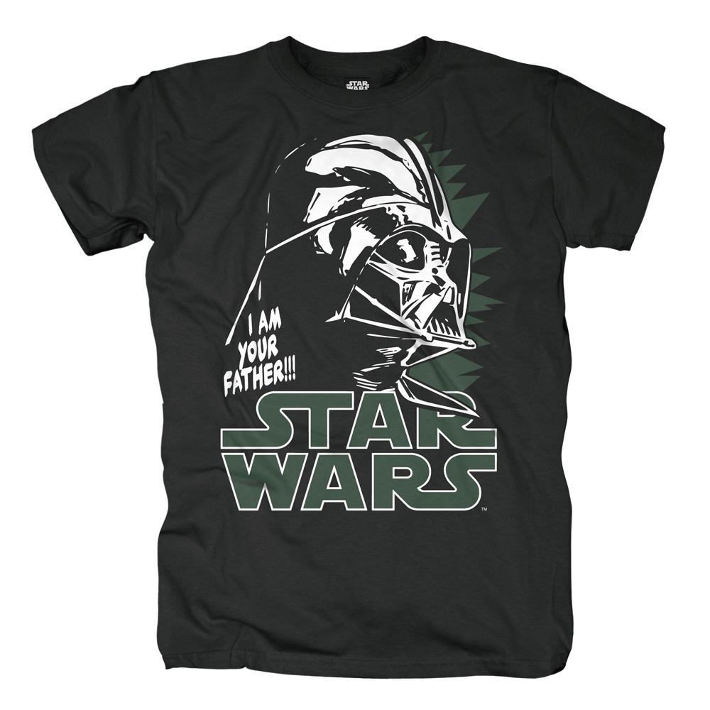 I Am Your Father von Star Wars - T-Shirt jetzt im SuperTees Shop