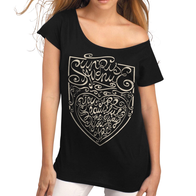 √The Way You Are von Sunrise Avenue - Girlie Shirt jetzt im Sunrise Avenue Shop