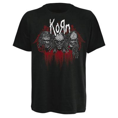 Band Skullz von Korn - T-Shirt jetzt im Korn - Shop Shop