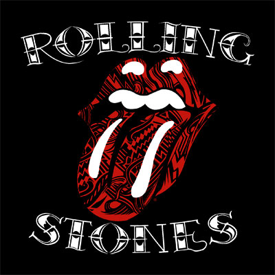 pics for rolling stones tattoo you tongue. Black Bedroom Furniture Sets. Home Design Ideas