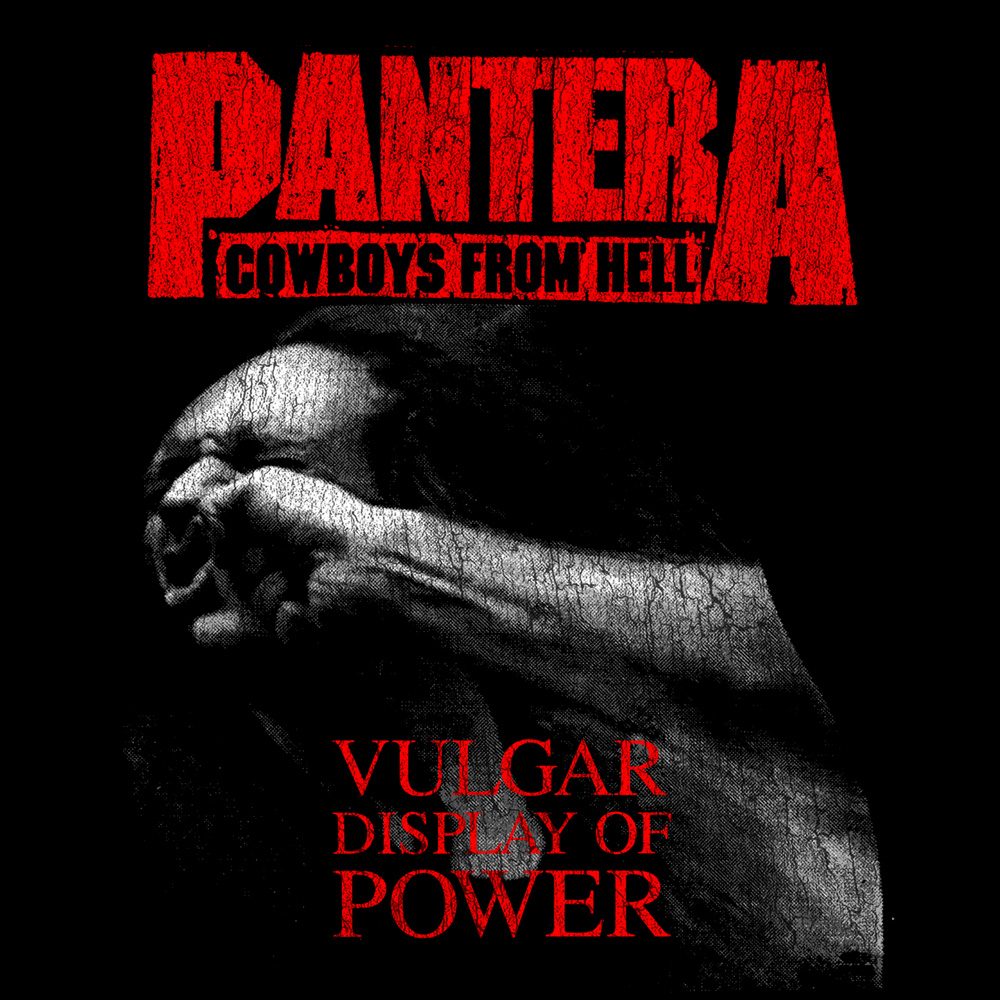 Pantera Vulgar Display Of Power Vulgar display of powerPantera Vulgar Display Of Power Ufc