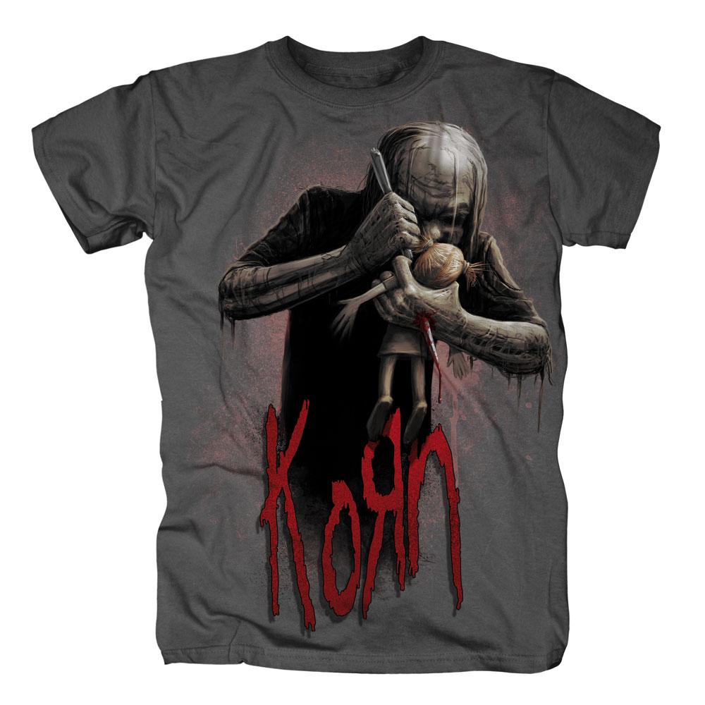 The Whittler von Korn - T-Shirt jetzt im Korn - Shop Shop