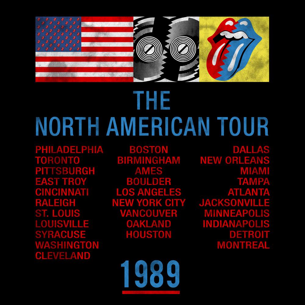 Rolling Stones Shop Jumbo Licks 89 The Rolling Stones