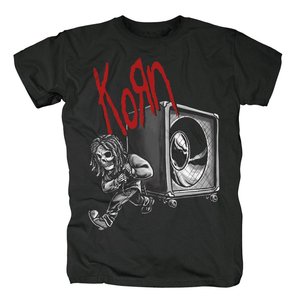 Bring The Noise von Korn - T-Shirt jetzt im Korn - Shop Shop
