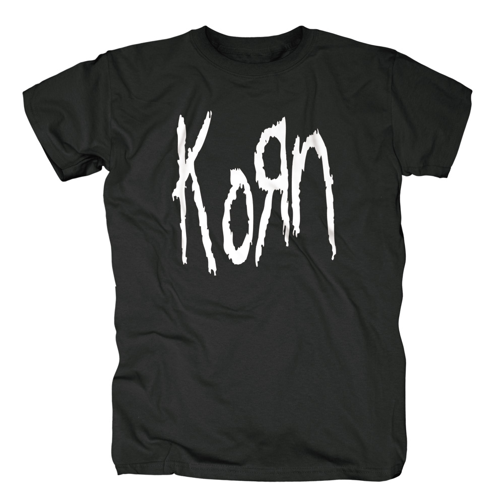 Bravado logo korn t shirt merch T shirt outlet bakersfield ca