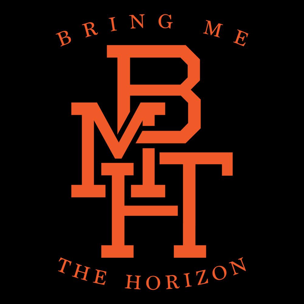 Bademeister Shop - Orange Logo - Bring Me The Horizon - T ...
