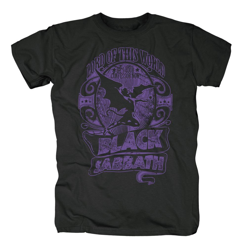 Lord Of This World von Black Sabbath - T-Shirt jetzt im Black Sabbath Shop