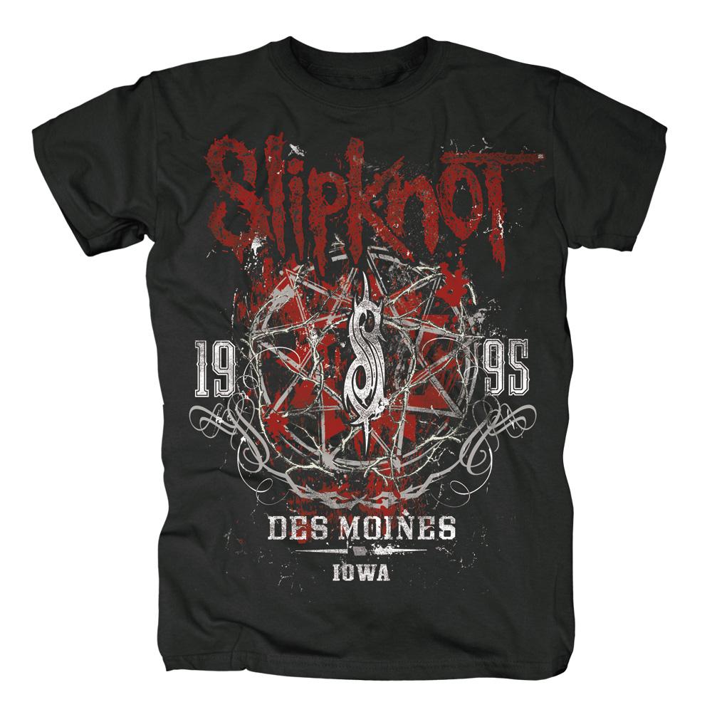 Iowa Star von Slipknot - T-Shirt jetzt im Slipknot - Shop Shop