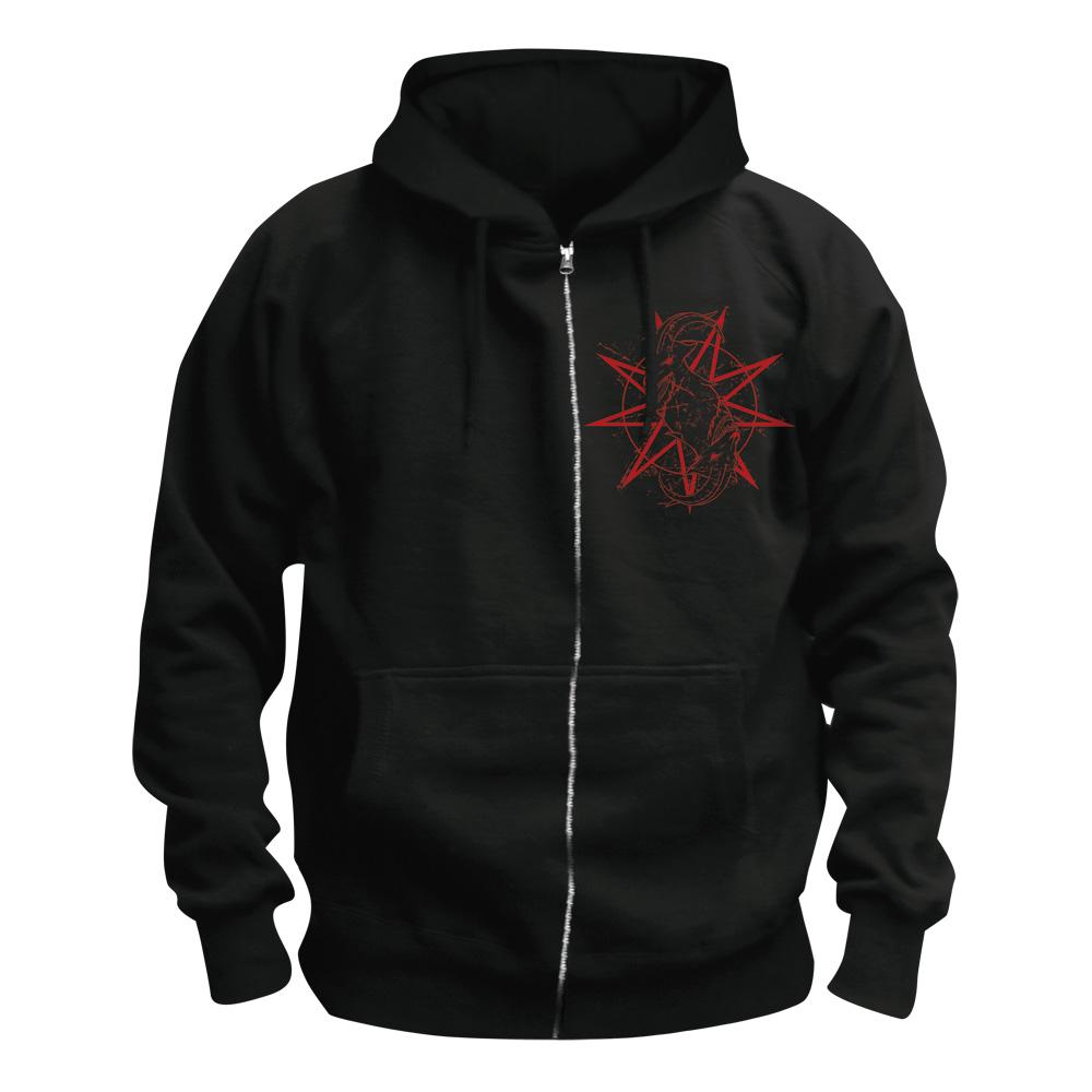 Goat Star Brimstone von Slipknot - Kapuzenjacke jetzt im Slipknot - Shop Shop
