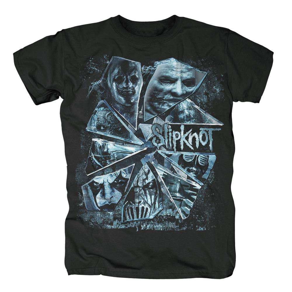 Broken Glass von Slipknot - T-Shirt jetzt im Slipknot - Shop Shop