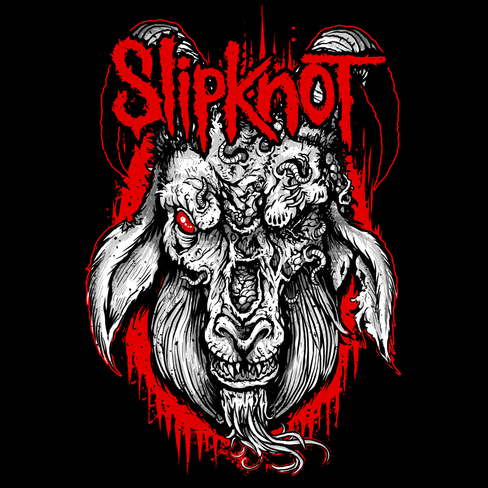 slipknot goat logo wallpaper - photo #9