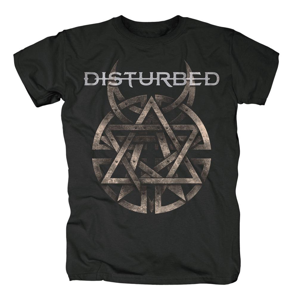 Symbol von Disturbed - T-Shirt jetzt im Disturbed Shop