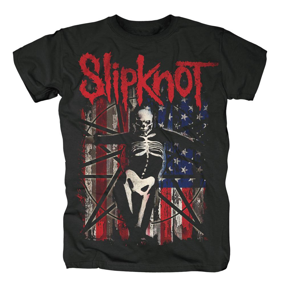 American Gothic von Slipknot - T-Shirt jetzt im Slipknot - Shop Shop