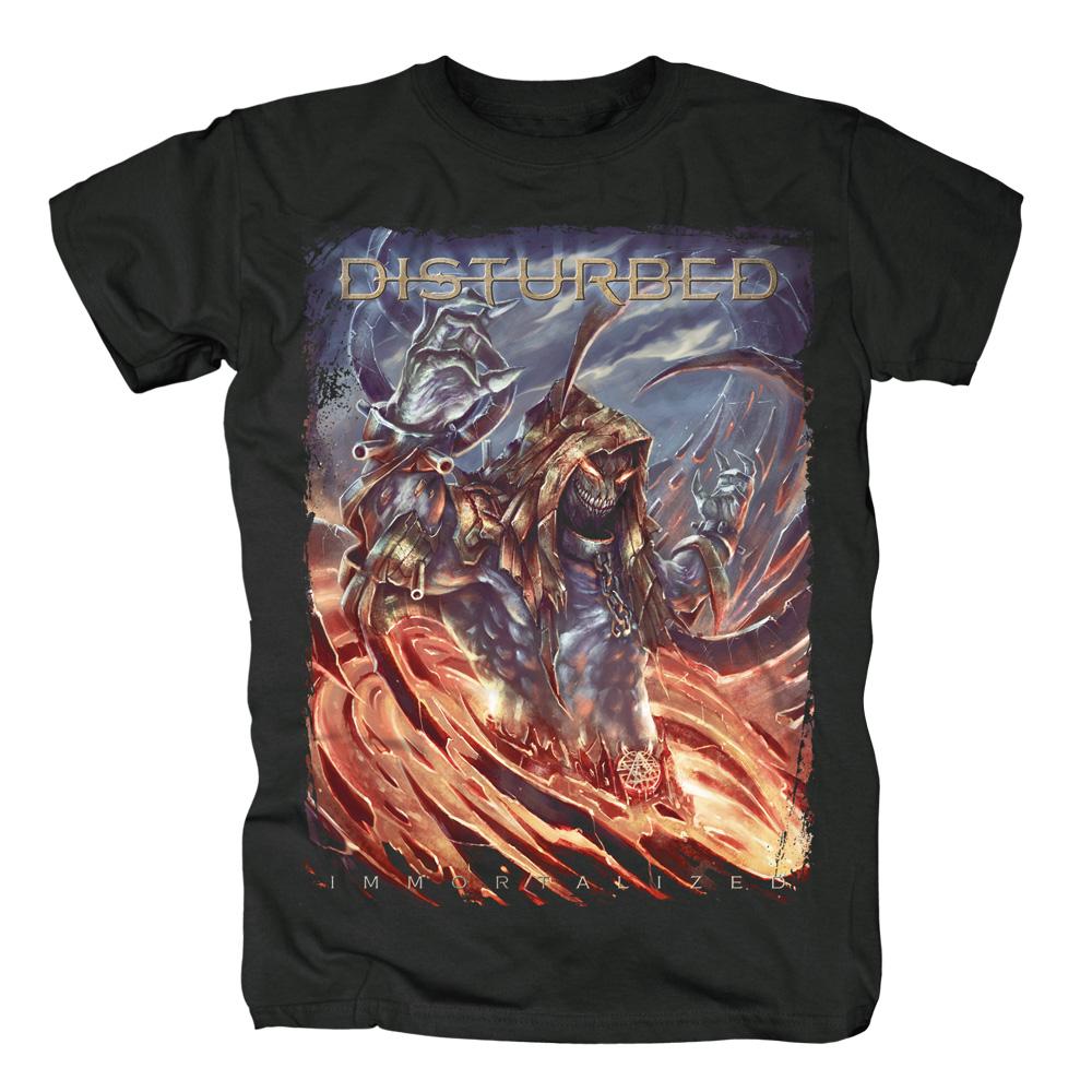Get Even von Disturbed - T-Shirt jetzt im Disturbed Shop
