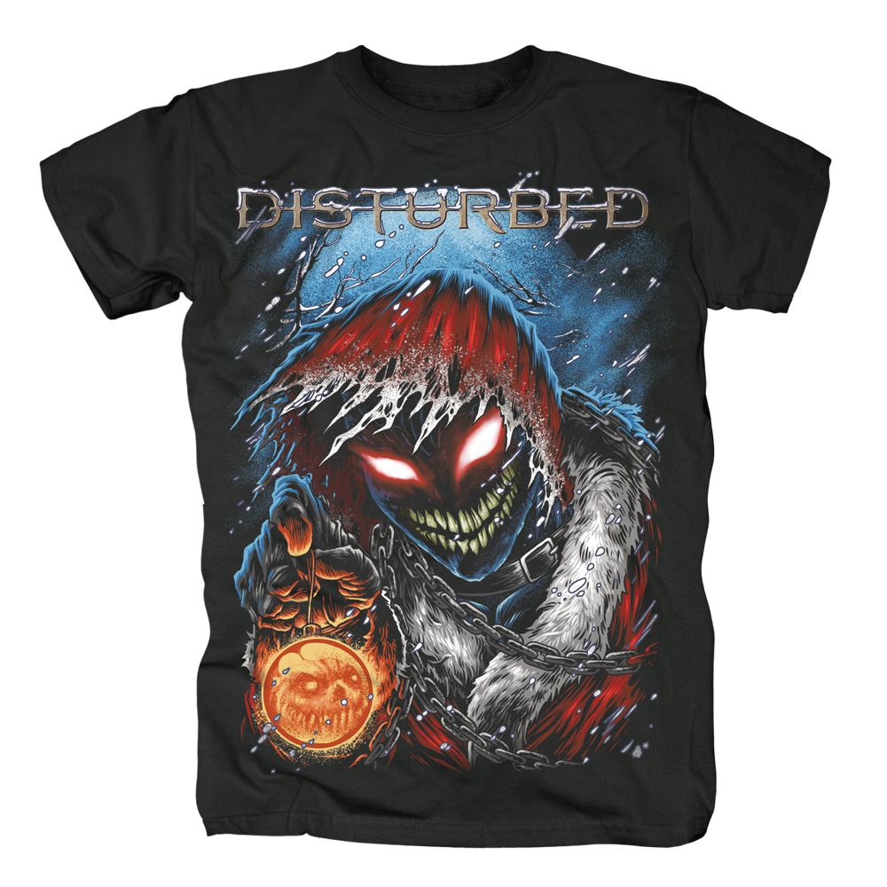 Stole X-MAS von Disturbed - T-Shirt jetzt im Disturbed Shop