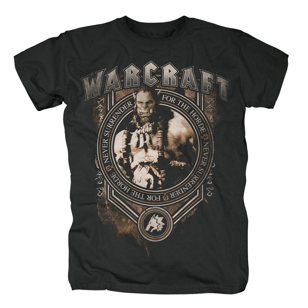 Noble Leader von Warcraft - T-Shirt jetzt im SuperTees Shop