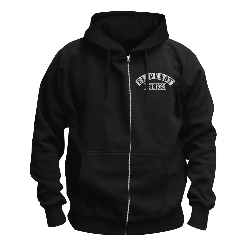 Goat Flames von Slipknot - Kapuzenjacke jetzt im Slipknot - Shop Shop