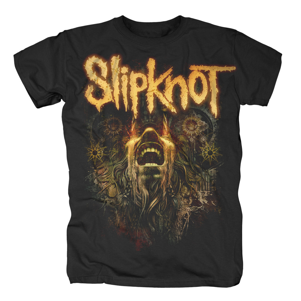 Drill Scream von Slipknot - T-Shirt jetzt im Slipknot - Shop Shop