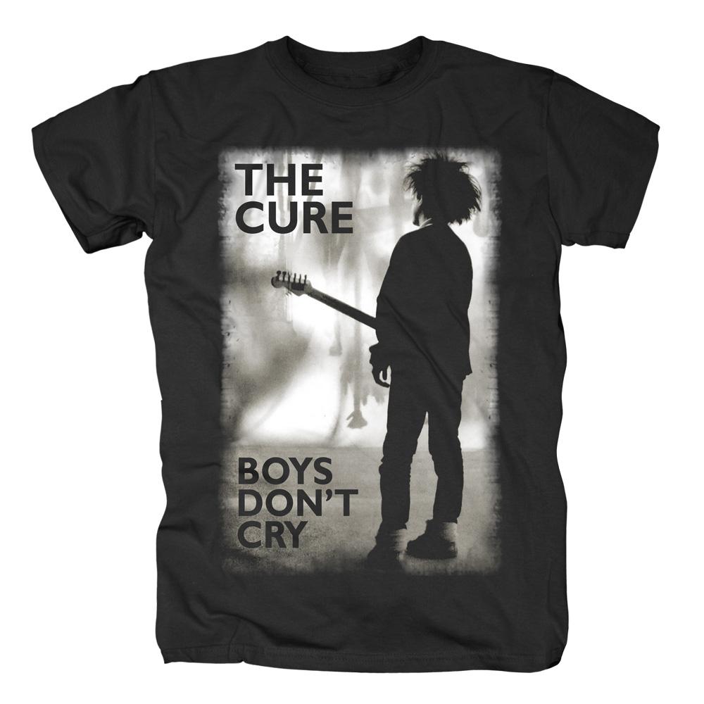 Boys Don't Cry Vintage von The Cure - T-Shirt jetzt im Bravado Shop