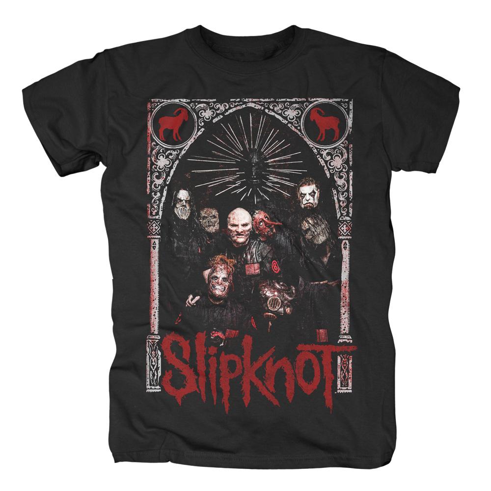 Altar Summer Tour 2016 von Slipknot - T-Shirt jetzt im Slipknot - Shop Shop