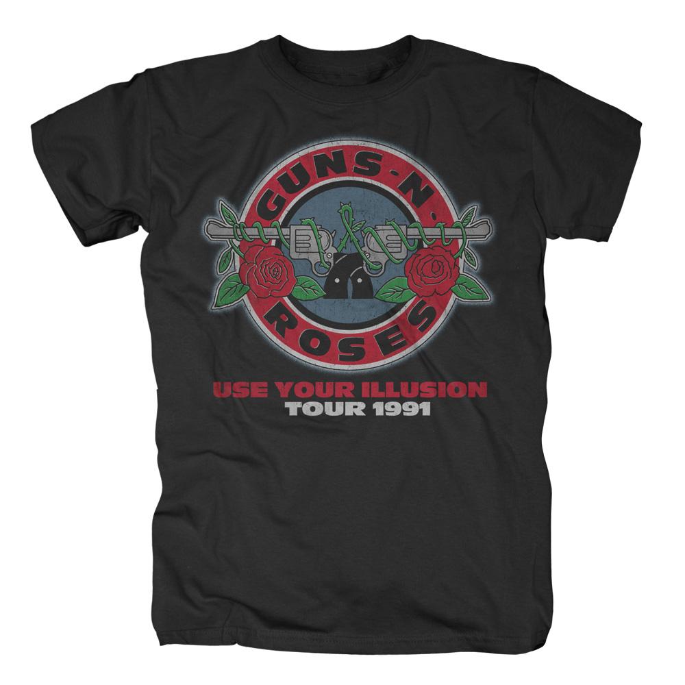 Illusion Bullet Seal von Guns N' Roses - T-Shirt jetzt im Bravado Shop