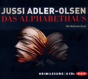 Das Alphabethaus von Koch,Wolfram - CD jetzt im Bravado Shop